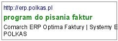 program do pisania faktur