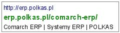Erp comarch