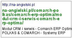 http://na-angielski.pl/comarch-polkas/comarch-erp-optima/modul-crm-i-serwis-comarch-erp-optima/